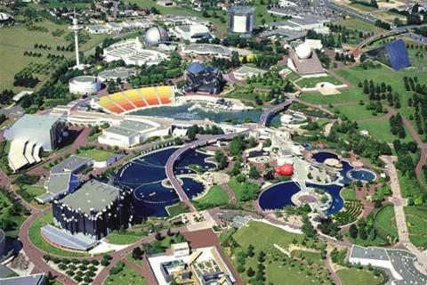 Parc du Futuroscope 未來影視公園