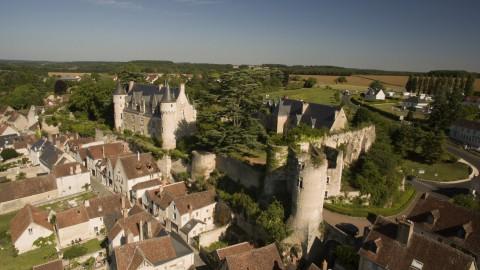 Château de Montrésor 蒙特羅莎城堡