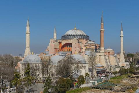 Hagia Sophia 聖索菲亞大教堂