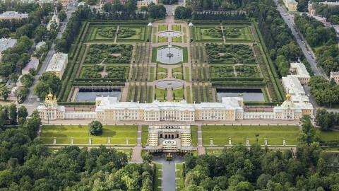 Peterhof Palace 彼得夏宮宮殿