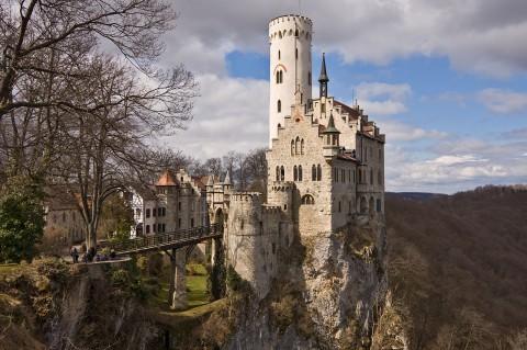 Lichtenstein Castle 利希滕斯坦城堡