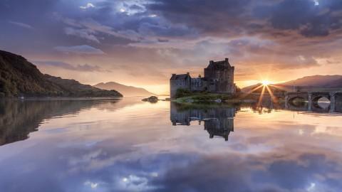 Eilean Donan Castle 多南城堡島