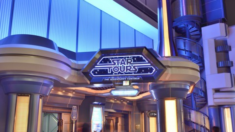 Tokyo Disney – Star Tours: The Adventures Continue 東京迪士尼-星際旅行 冒險續行