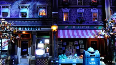 Tokyo Disney-Monster Power Company 東京迪士尼-怪獸電力公司