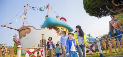 Tokyo Disney-Donald's Boat 東京迪士尼-唐老鴨汽船