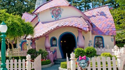 Tokyo Disney-Minnie's House 東京迪士尼-米妮公館