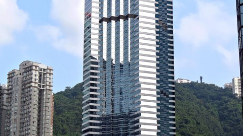 JW Marriott Hotel Hong Kong 香港JW萬豪酒店