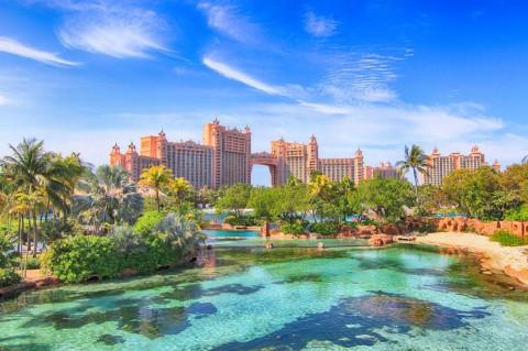 Atlantis Paradise Resort Bahamas 巴哈馬亞特蘭蒂斯天堂度假村