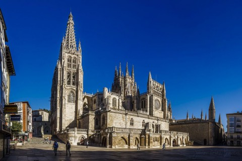 Burgos Cathedral 布爾戈斯大教堂