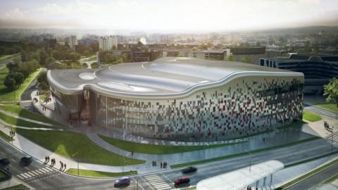 Krakow Congress Center 克拉科夫會議中心