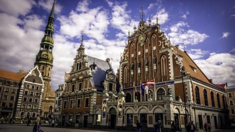 House of the Blackheads (Riga) 黑頭之家(裡加)