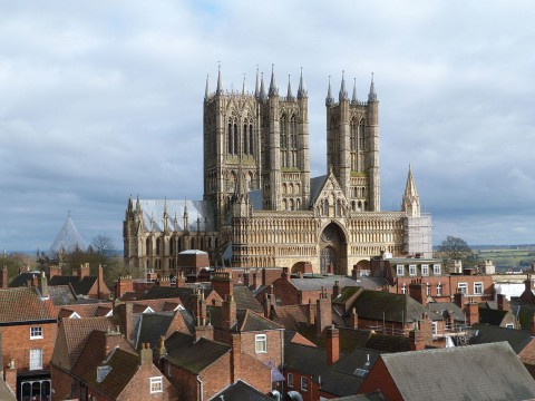 Lincoln Cathedral 林肯大教堂