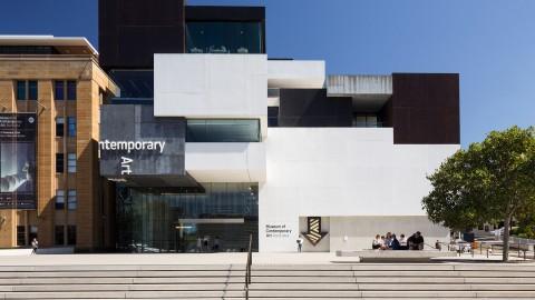 The Museum of Contemporary Art,Australia 澳大利亞當代藝術博物館