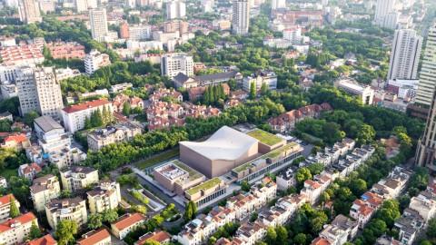 Shanghai Symphony Hall 上海交響樂大廳