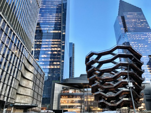 The Vessel by Thomas Heatherwick 托馬斯希瑟威克的船隻