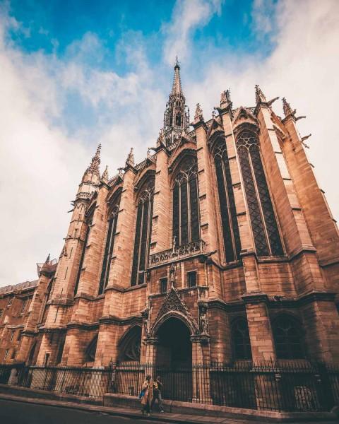 Sainte-Chapelle 聖禮拜堂