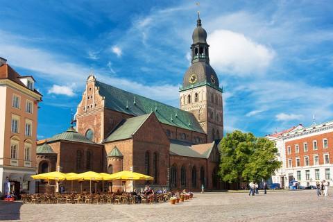 Riga Cathedral 裡加大教堂