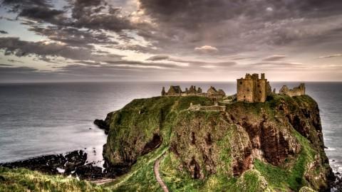 Dunnottar Castle 鄧諾特城堡