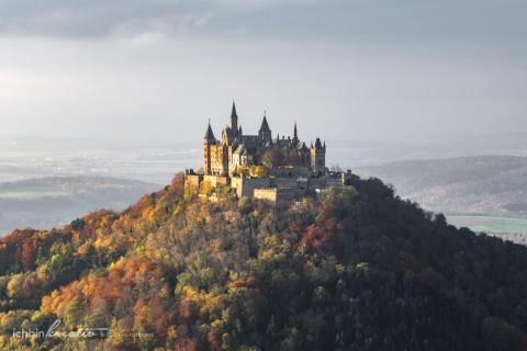 Hohenzollern Castle 霍亨索倫城堡