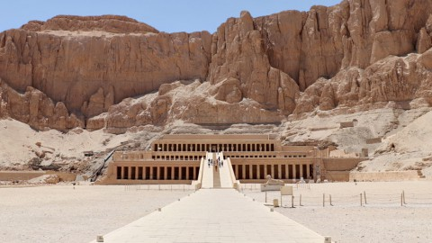 Egypt's Valley of the Kings 埃及的帝王谷