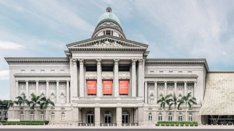 National Gallery Singapore 新加坡國家美術館