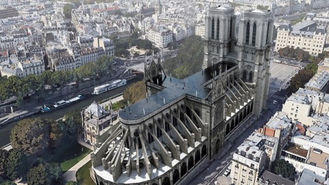 Seven of the most outrageous proposals for Notre-Dame 巴黎圣母院最令人憤慨的七項建議
