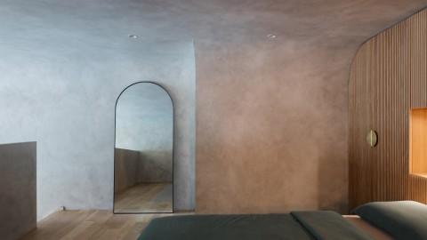 Perfect Storm apartment in Sydney features moody grey interiors 悉尼的Perfect Storm公寓擁有憂鬱的灰色內飾