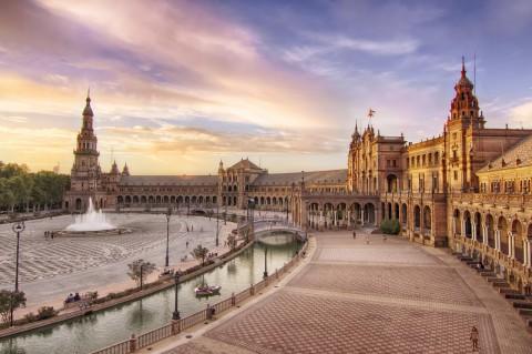 Plaza de España 西班牙廣場