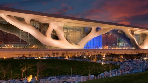 Qatar National Convention Center 卡塔爾國家會議中心