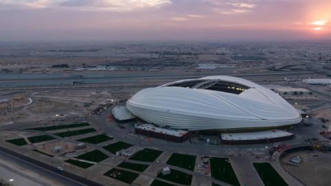 Al Wakrah Stadium built by Zaha Hadid Architects for World Cup in Qatar|Al Wakrah體育場由Zaha Hadid建築師事務所在卡塔爾舉辦的世界杯建造