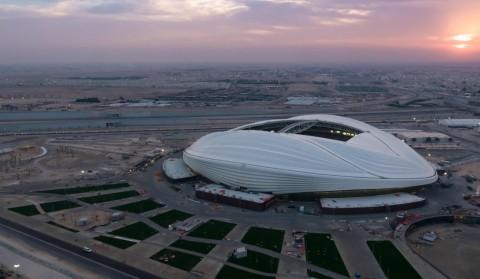 Al Wakrah Stadium built by Zaha Hadid Architects for World Cup in Qatar Al Wakrah體育場由Zaha Hadid建築師事務所在卡塔爾舉辦的世界杯建造