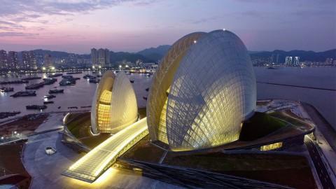 Zhuhai Opera House 珠海歌劇院