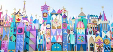 Tokyo Disney-It's a Small World 東京迪士尼-小小世界