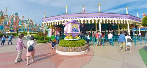 Tokyo Disney-Alice's Tea Party 東京迪士尼-愛麗絲的午茶派對