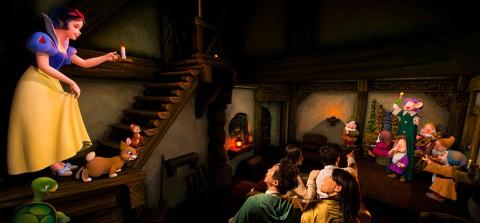 Tokyo Disney-Snow White's Adventures 東京迪士尼-白雪公主冒險旅程