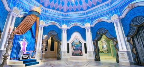 Tokyo disney-Cinderella's Fairy Tale Hall 東京迪士尼 – 仙履奇緣的童話大廳
