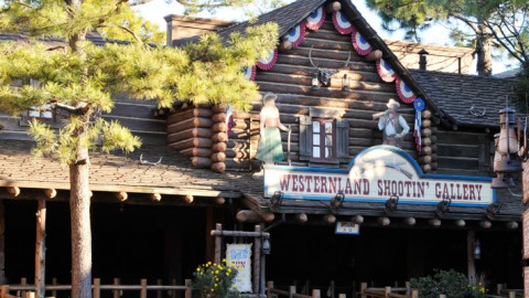 Tokyo Disney-Westernland Shootin' Gallery 東京迪士尼-西部樂園射擊館