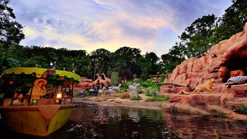 Tokyo Disney-Jungle Cruise 東京迪士尼-叢林巡航:勇闖野生世界