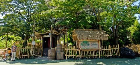 Tokyo Disney-Swiss Family Treehouse 東京迪士尼-魯賓遜家族大樹屋