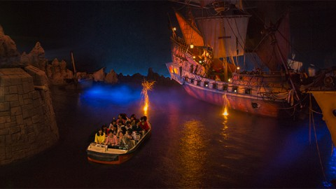 Tokyo Disney-Pirates of the Caribbean 東京迪士尼-加勒比海盜
