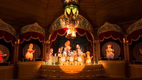 Tokyo Disney-Country Bear Theater 東京迪士尼-鄉村頑熊劇場