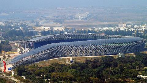 National Stadium (Kaohsiung) 高雄世運主場館
