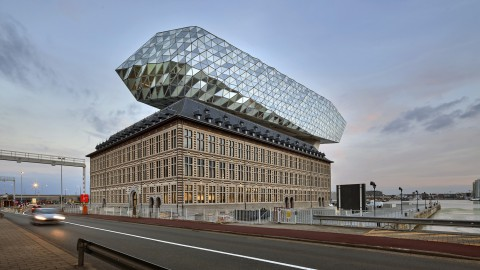 Antwerp Port House 安特衛普港口