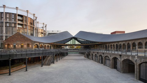 RIBA reveals the best of British architecture for 2019|RIBA展示了2019年英國最好的建築風格