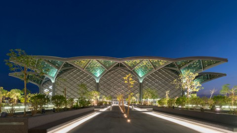 Foster + Partners completes quartet of high-speed rail stations in Saudi Arabia|Foster + Partners在沙特阿拉伯完成了四個高速鐵路站