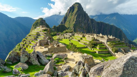 "Machu Picchu's ""museumification"" more harmful than new airport says Jean Pierre Crousse