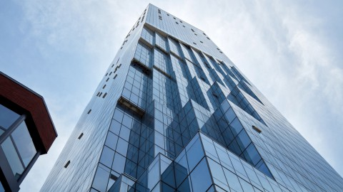 OMA completes stepped glass tower The Avery in San Francisco |OMA在舊金山完成了階梯式玻璃塔The Avery
