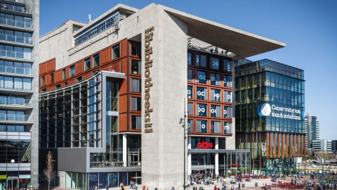 Openbare Bibliotheek Amsterdam 阿姆斯特丹公共圖書館