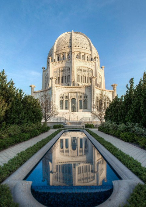 Bahá'í House of Worship 巴哈伊教堂