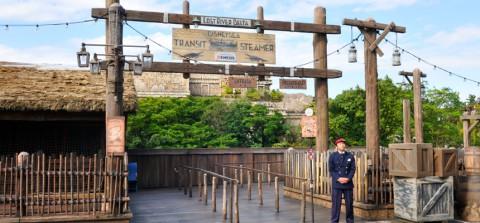 Tokyo Disney-DisneySea Transit Steamer Line 東京迪士尼-迪士尼海洋渡輪航線